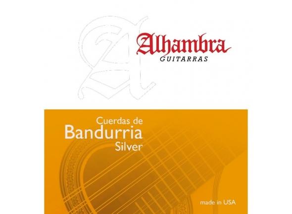 Alhambra Silver Cordas de Bandurria
