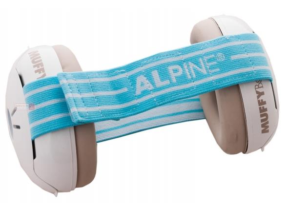 Alpine Muffy Baby Gehörschutz Blue