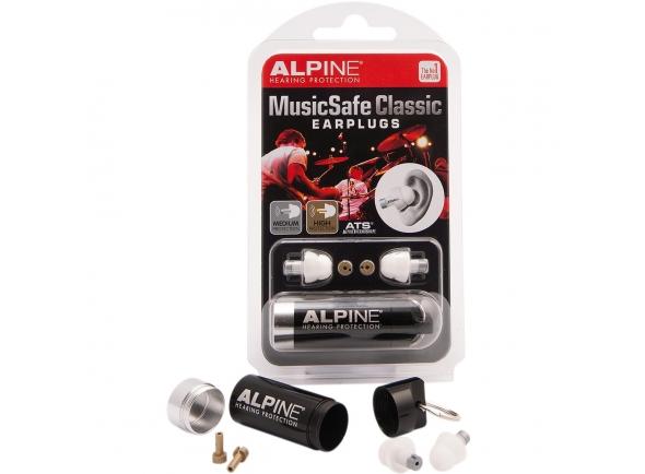 Alpine Protecçao Auditiva MusicSafe Classic 2 Niveis MUSICSAFECLASSIC