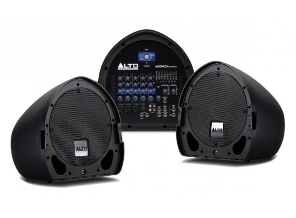 Alto Mixpack Express B-Stock