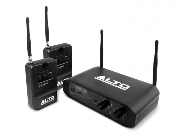 Alto Stealth Wireless B-Stock