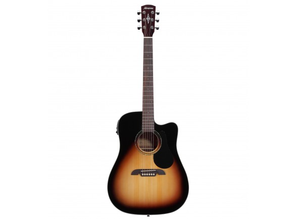 Guitarras Dreadnought Alvarez RD26CESB