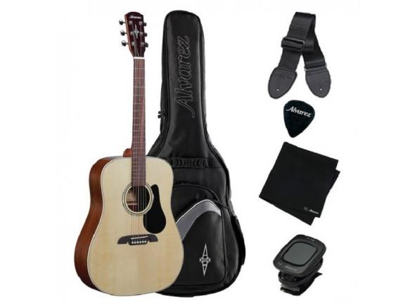 Guitarras Dreadnought Alvarez  RD26S-AGP Pack