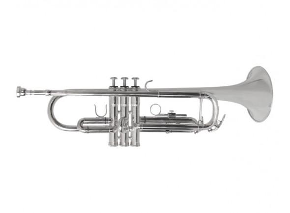 Trompete Alysée   TR6333S Prateado