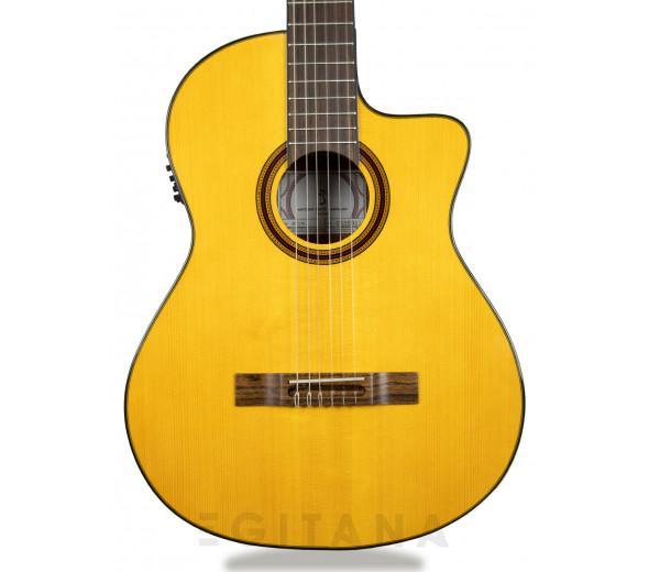 Guitarras clássicas eletrificadas APC 5F CW
