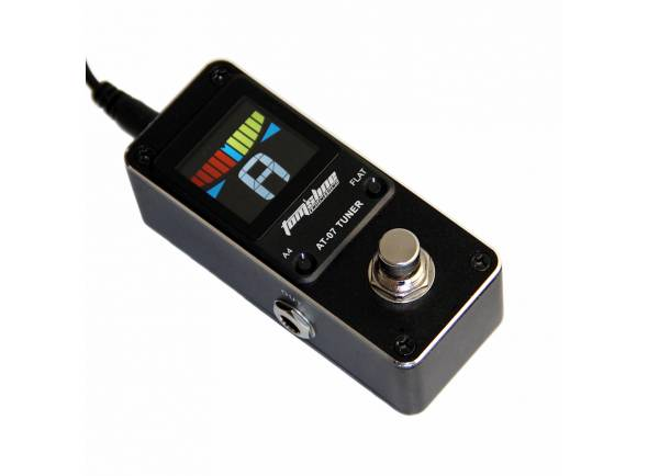 Afinadores de pedal Aroma AT-07