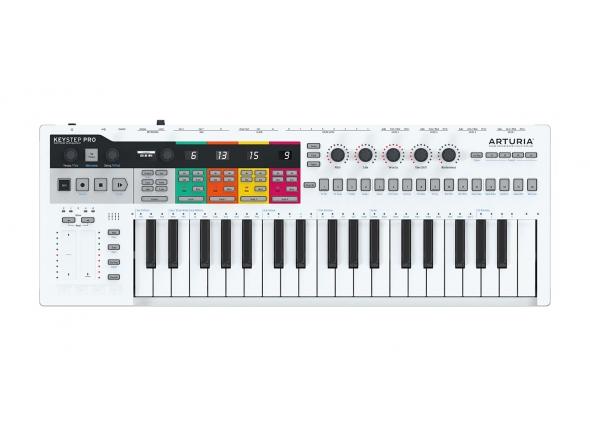 Teclados MIDI Controladores Arturia KeyStep Pro