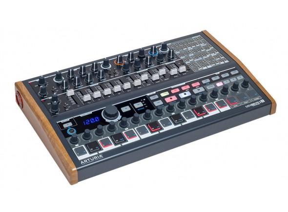 Arturia Minibrute 2S B-Stock   Sintetizador Monofónico Analógico e sequênciador com extenso Patch Bay Modular