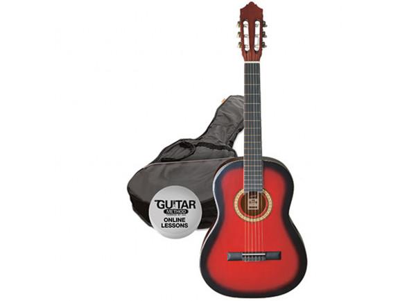 Guitarra Clássica Ashton  Pack Guitarra Clássica 1/2 - TRB