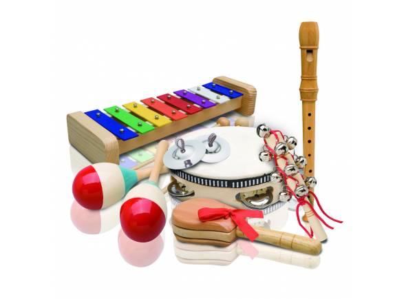 Ashton PSET3  Kit Percussão Educacional PSET3
