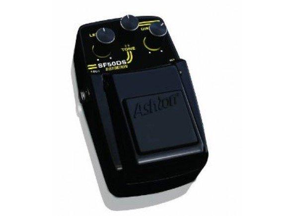 Pedal de distorção Ashton SF50DS