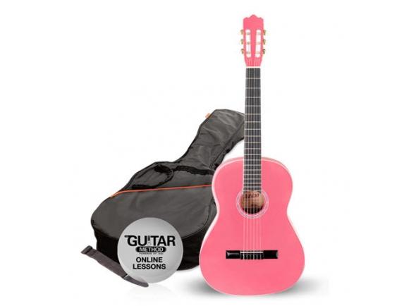 Guitarra Clássica Ashton SPCG12PK