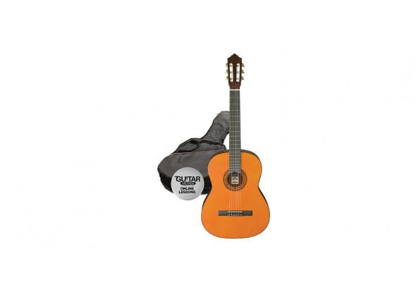 Guitarra Clássica Ashton SPCG34 AM Starter Pack  EXPO