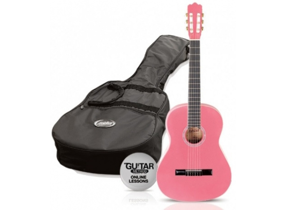 Guitarra Clássica Ashton SPCG34PK
