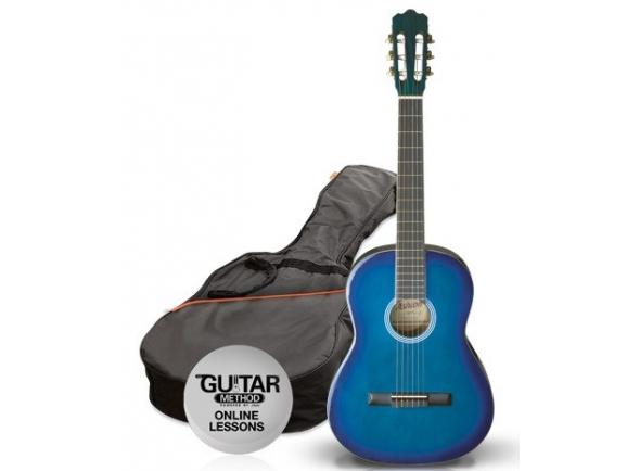 Guitarra Clássica Ashton SPCG34TBB
