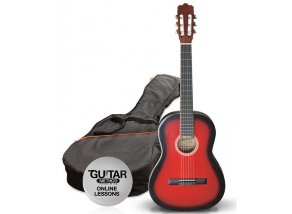 Guitarra Clássica Ashton SPCG34TRB