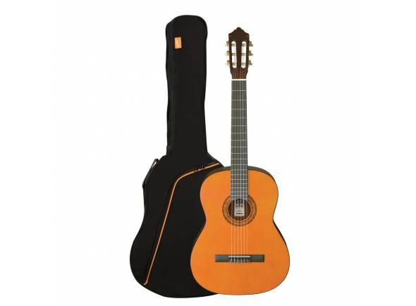 Ashton SPCG44 Amber  Guitarra Clássica SPCG44 com Saco