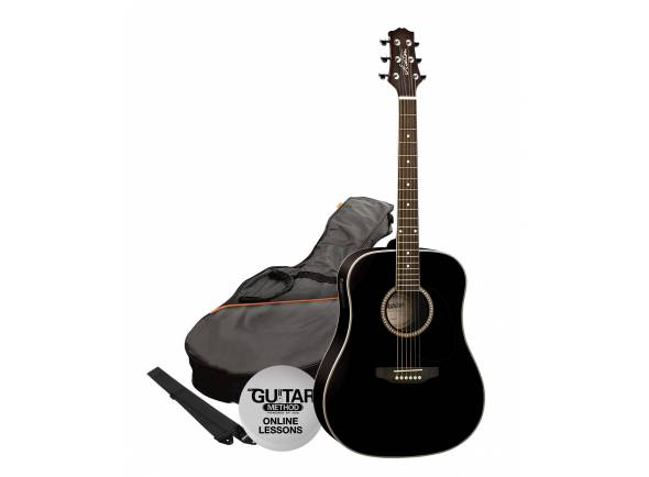 Ashton SPD25CEQ Pack BK - Black 