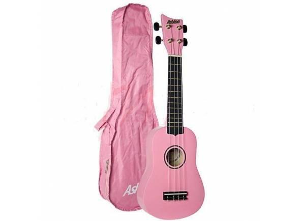 Ukulele Ashton UKE100 PK - Pink