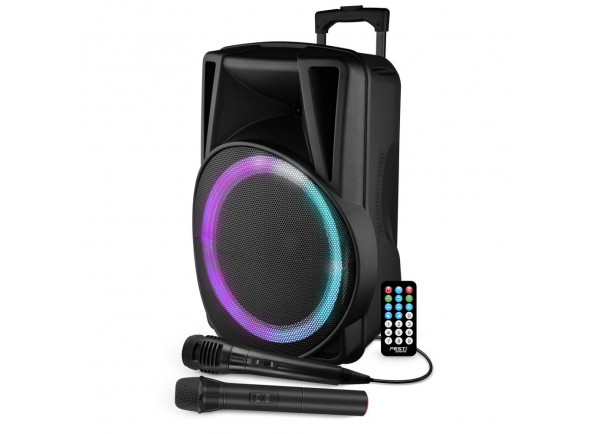 Sistemas Portáteis com Bateria Audio Club FESTI15