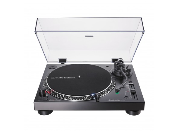 Gira-discos  Audio Technica AT-LP120XUSBBK