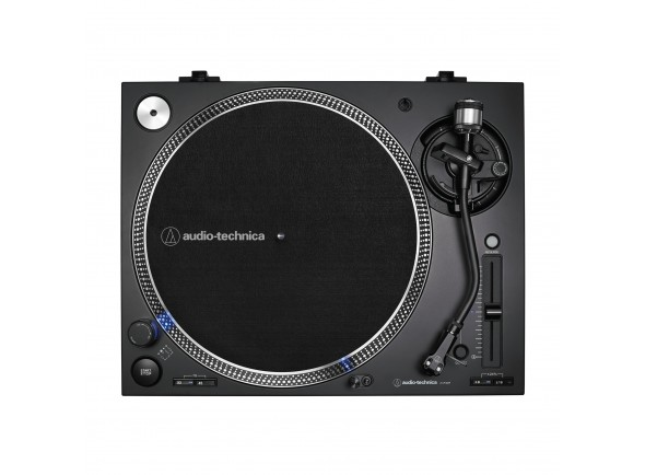 Gira-discos profissionais de Dj Audio Technica AT-LP140XP Black