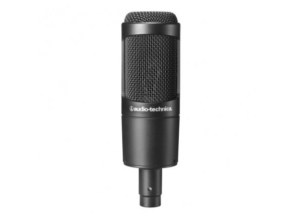 Microfone de membrana grande Audio Technica AT2035
