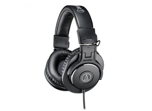 Auscultadores de estúdio Audio Technica ATH-M30 X