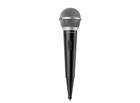 Microfone Vocal Dinâmico Audio Technica ATR1200x