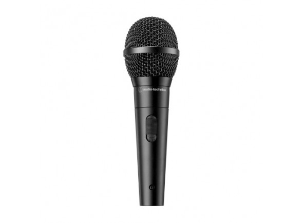 Microfone Vocal Dinâmico Audio Technica ATR1300x