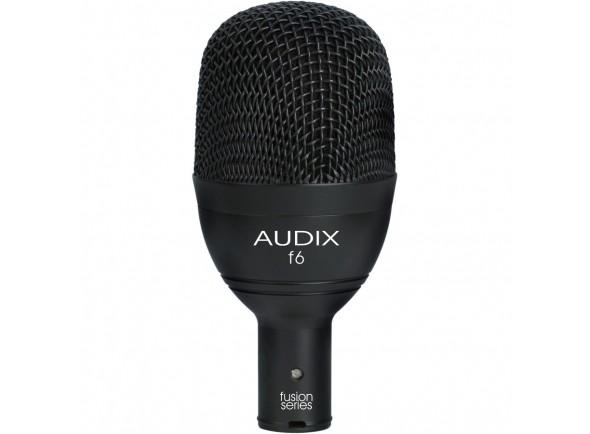 Audix f6 Kick Drum Instrument Microphone