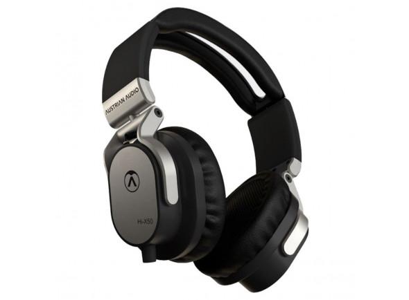 Auscultadores de estúdio Austrian Audio Hi-X50