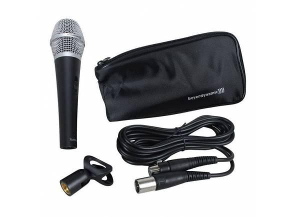 Beyerdynamic TG V35d s   Microfone Dinâmico Beyerdynamic TG V35d S