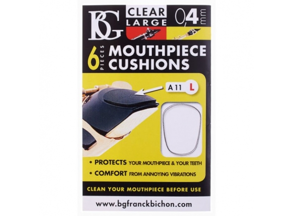 Acessórios Boquilha Clarinete BG A11L Mouthpiece Cushion