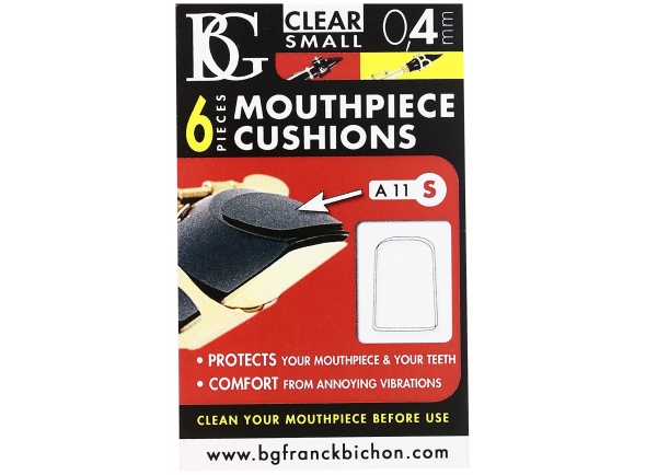 BG A11S Mouthpiece Cushion