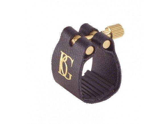 Abraçadeira para saxofone de barítono Abraçadeira Sax Baritono BG L15 Standard Preto