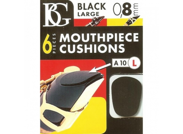 Acessórios Boquilha Clarinete BG Proteção Boquilha A10L