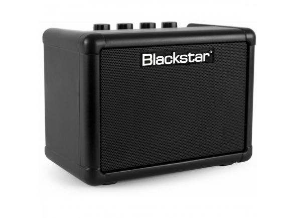 """Blackstar FLY 3 Mini Amp BK B-Stock   Pode ser difícil de acreditar, mas o novo Blackstar Fly 3 é um amplificador (para guitarra, telemóvel ou tablet) """"a sério""""!"""