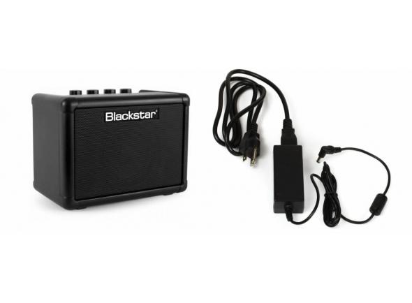 Combos de Guitarra Eléctrica a Transístores Blackstar FLY 3 Mini Amp Bundle