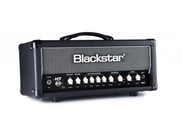 Cabeças de guitarra a válvulas Blackstar HT-20RH MkII Valve Head