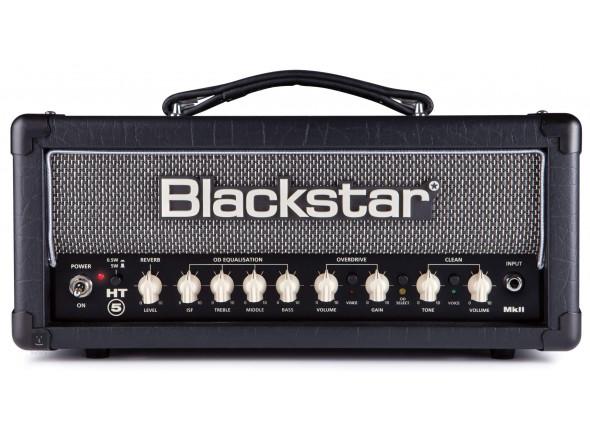 Cabeças de guitarra a válvulas Blackstar  HT-5RH MkII