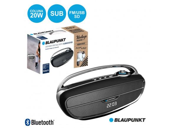 Sistemas Portáteis com Bateria Blaupunkt   BLP3360.133