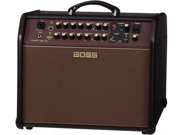 Amplificadores de Guitarra Acústica BOSS ACS PRO Combo Acústica Premium 120W