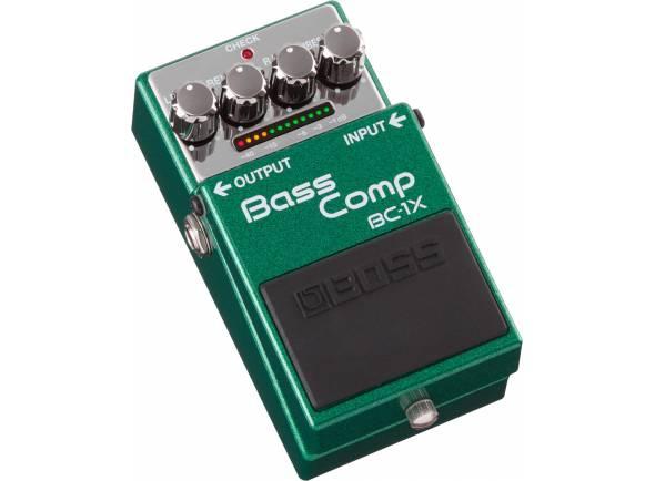 Pedais para baixo Boss BC-1X Bass Compressor