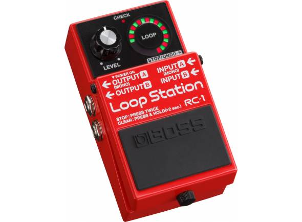 Looper BOSS RC-1 Loop Station