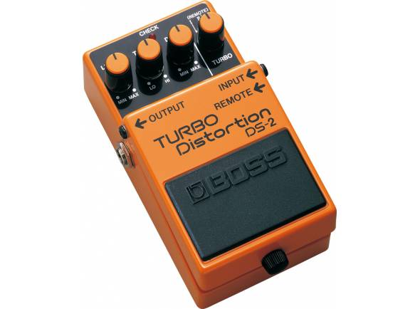 Pedal de distorção BOSS DS-2 TURBO Distortion