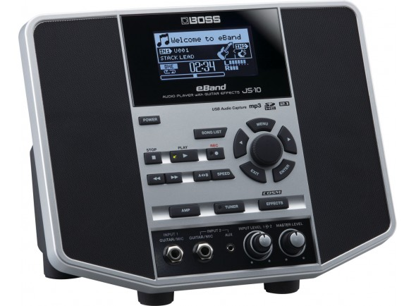 BOSS JS-10 Audio Player Guitar Effects