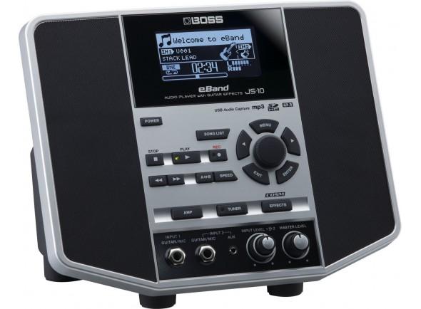 BOSS JS-10 Audio Player Guitar Effects