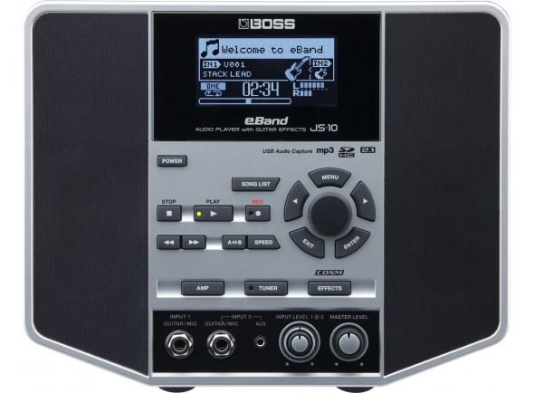 Combos a pilhas/bateria BOSS JS-10 Audio Player Guitar Effects