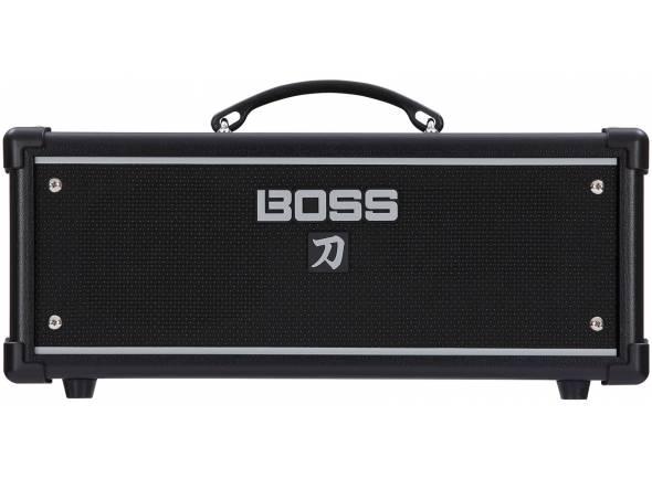 Cabeças de Guitarra Eléctrica a Transístores Boss Katana 100 Head